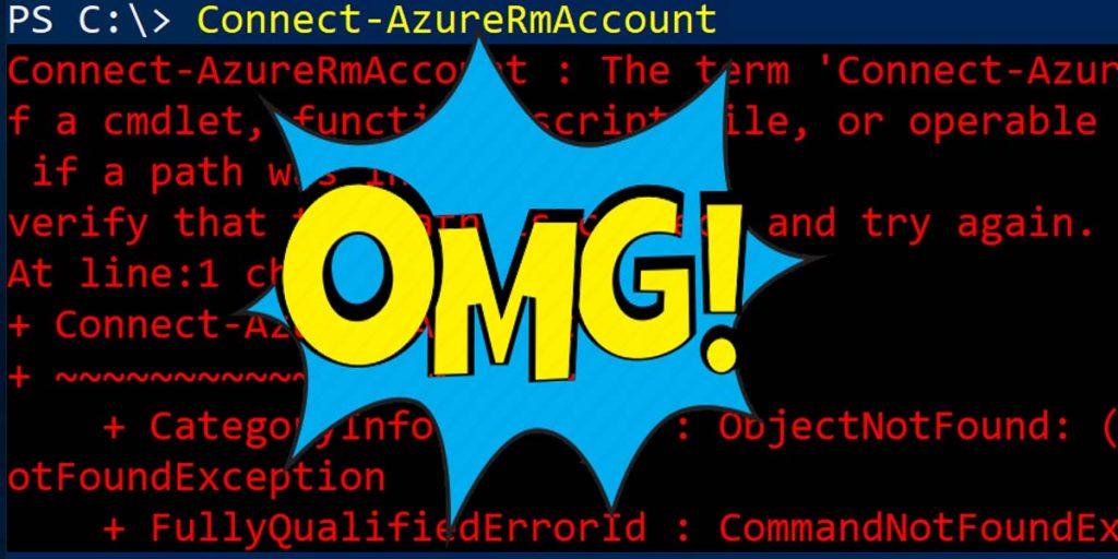 Connect-AzureRmAccount