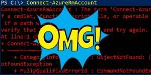 Connect-AzureRmAccount