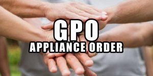 GPO Appliance Order