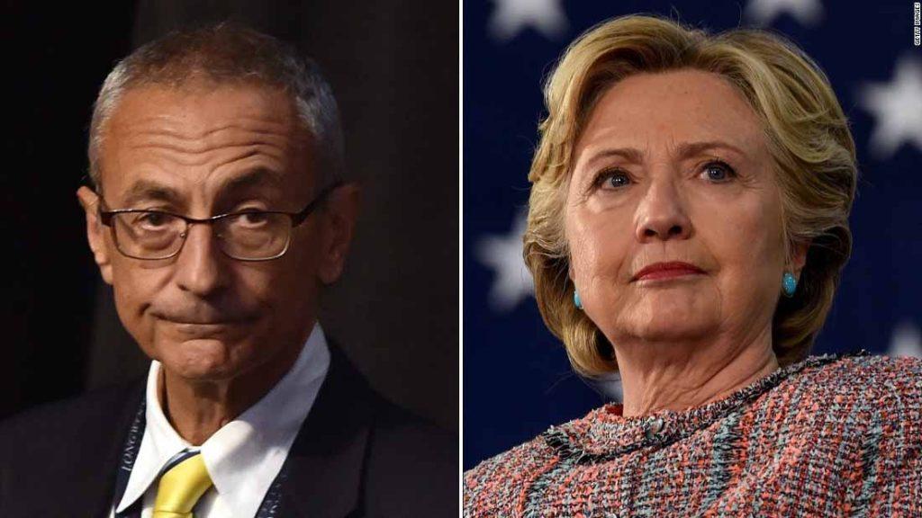 Podesta Clinton Phishing Scandal