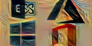 Office 365 Schizophrenia