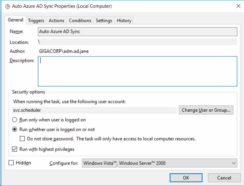 Azure AD Connect - Auto Sync on User Changes   Easy365Manager