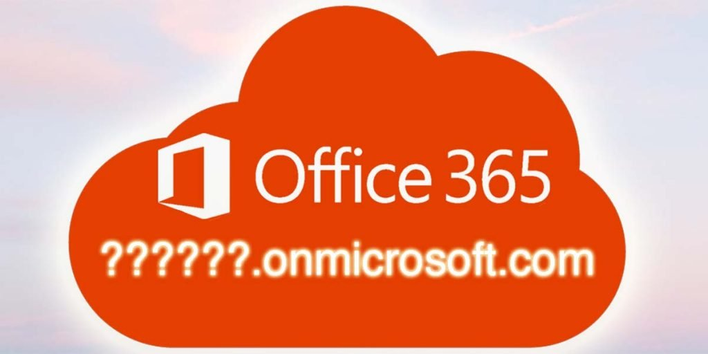 How to find your Office 365 tenant name