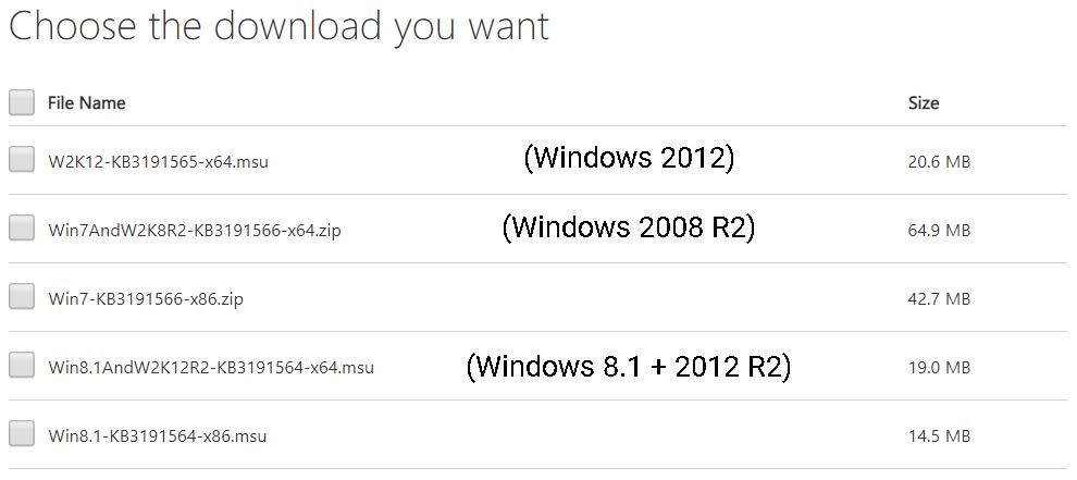 Windows Management Framework 5.1